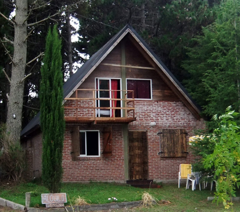Fachadas de caba as en zona campestre mundo fachadas - Cabanas modernas ...