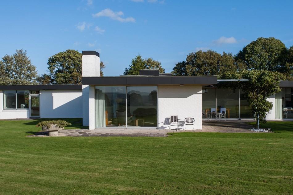 Casa Moderna de amplio territorio