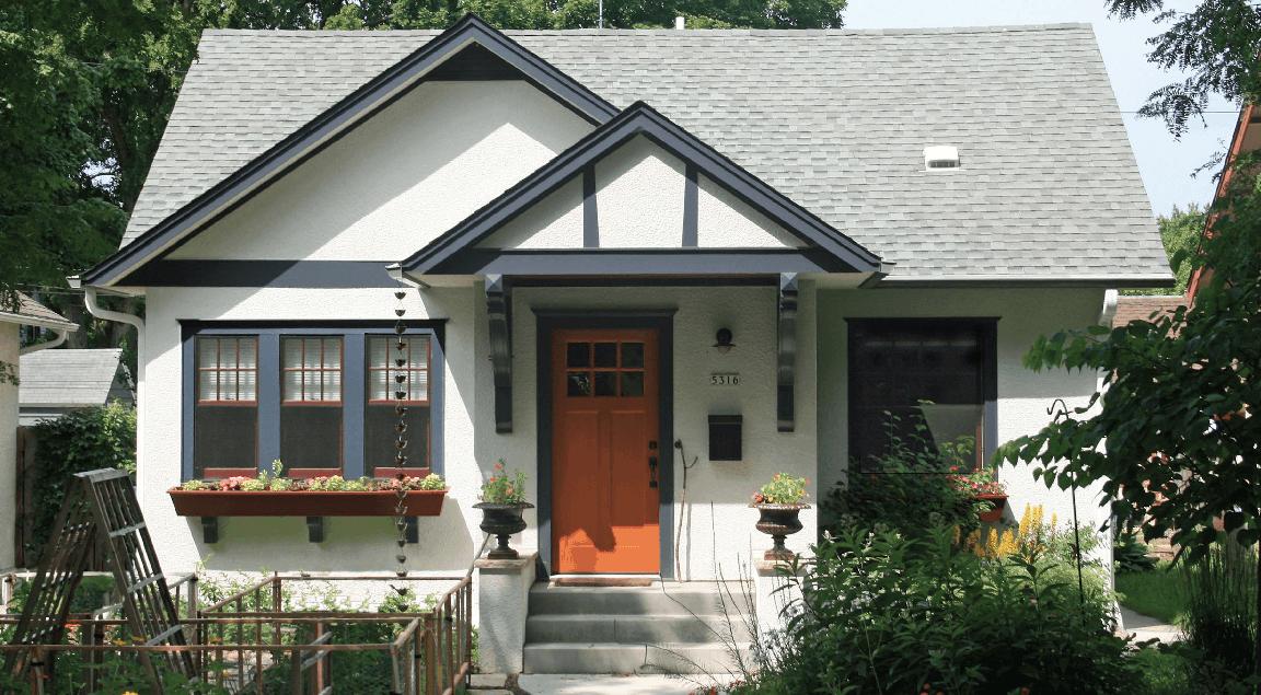 Peque a casa cl sica mundo fachadas - Casas clasicas ...