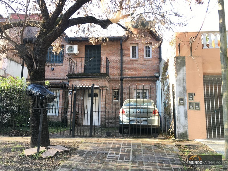 Fachadas de casas de ladrillo visto elegant fachadas de for Casas de ladrillo rustico