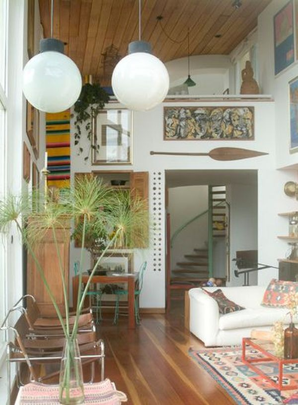 Let's get to know this Mexican Home and its vibrant and original 6 design