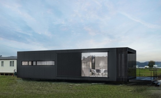 Design and plans of an innovative 1 simple house
