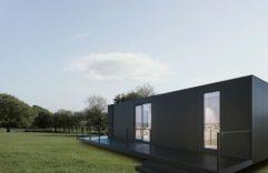 Diseño y planos de una innovadora vivienda Sencilla