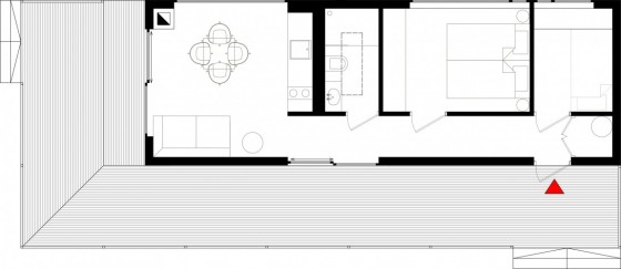 Design and plans of an innovative 9 simple house