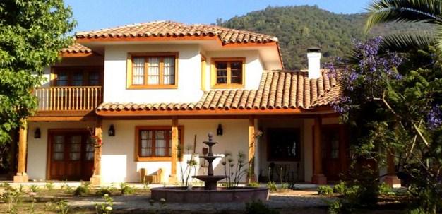 Fachadas mexicanas vista exterior de c mo se ver a su for Casas modernas con puertas antiguas