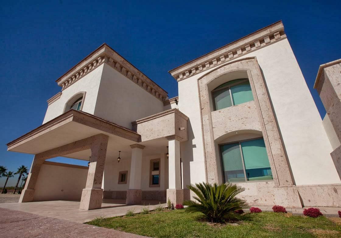 Fachadas mexicanas vista exterior de c mo se ver a su for Decoracion apartamentos modernos 2016