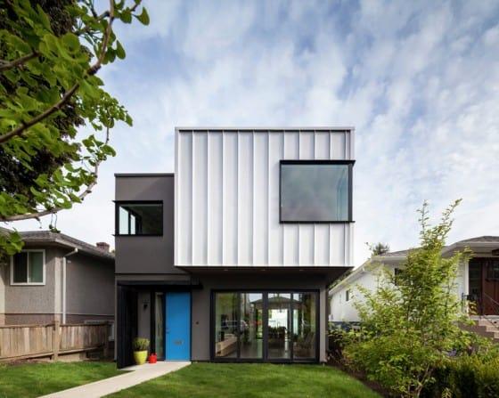 Parte 2 casas econ micas con acabados modernos conoce la for Casa moderna 6 parte 2