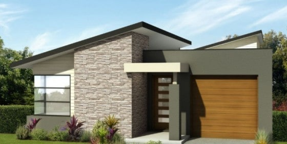 Parte 2 casas de campo con fachadas y planos conoce for Casas campestres modernas planos