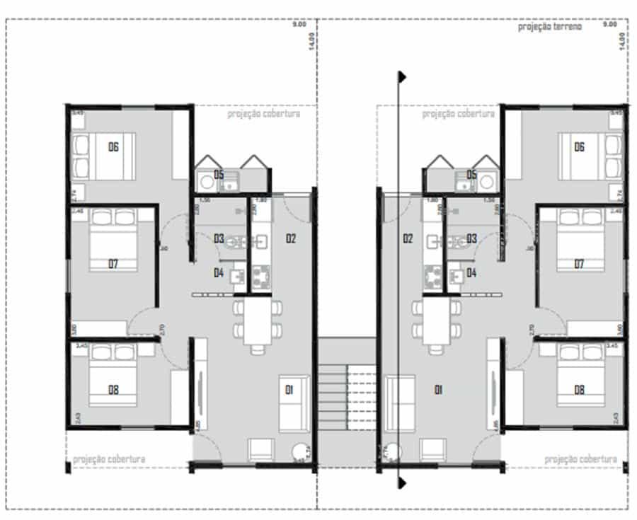 Propuesta Para Construcciones Modernas Asequibles Te