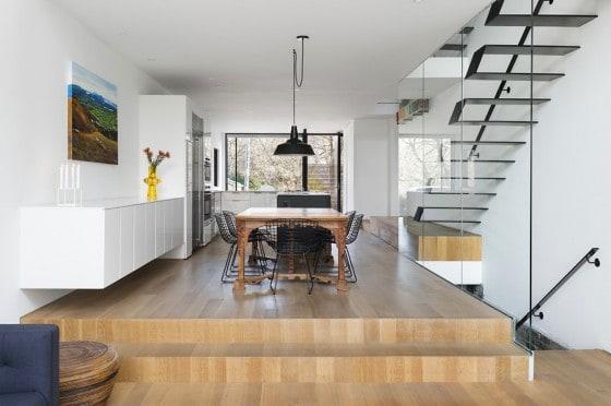 inspirate con este dise241o de casa moderna construida en un
