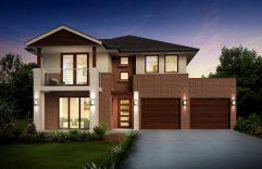 Parte 1: Fachadas y planos de casas modernas