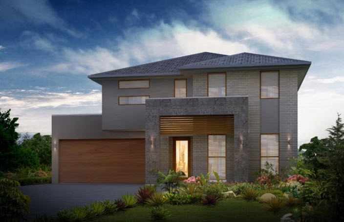 Fachadas de casas parte 1 cazaplano parte 1 fachadas y for Casa minimalista wikipedia