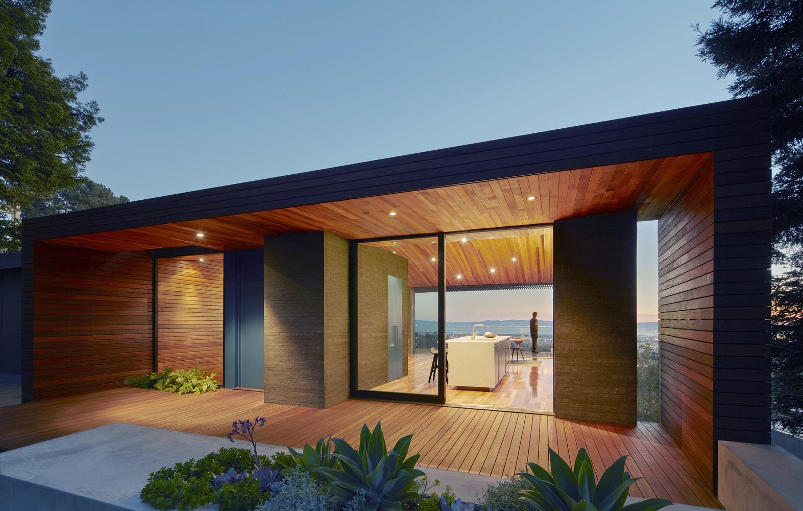 Casa Horizonte una construccin super moderna con interiores