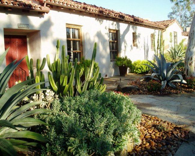 Dise o de jardines mexicanos disfruta de cada imagen e for Casa y jardin abc color