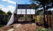 Casa económica compartida, una construcción simple con interiores acogedores y modernos que te enseñará a cómo aprovechar el espacio de la mejor manera