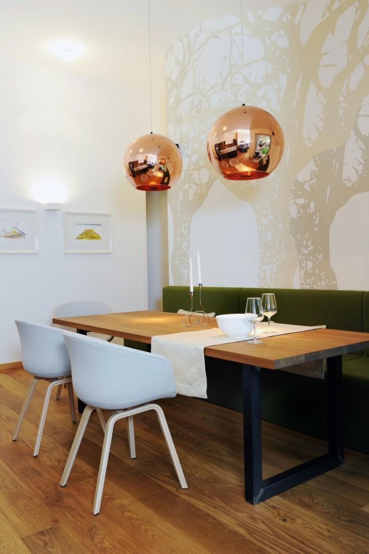 Dise o de comedores modernos para tu hogar ejemplares de for Diseno comedores modernos