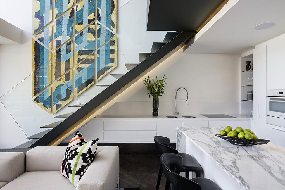 Diseño de departamento moderno pequeño, te mostramos como conseguir ...