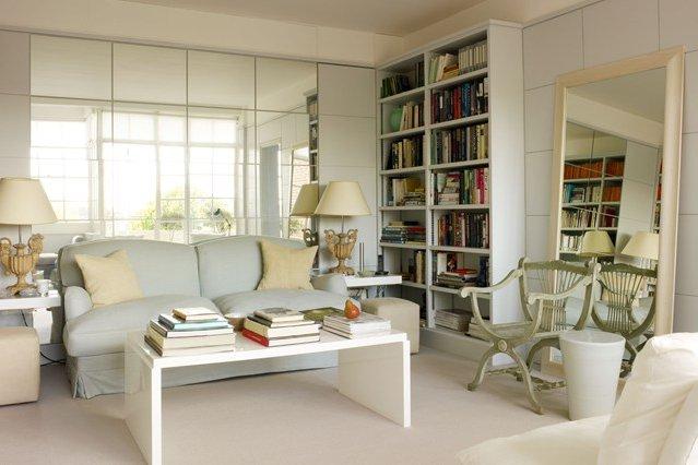 Dise o de salones peque os muebles y accesorios de for Muebles para salon pequeno