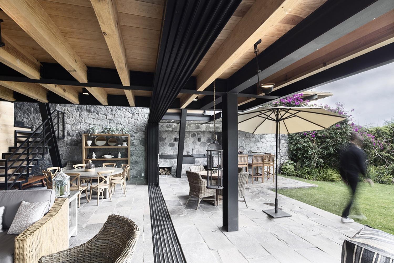 Casa moderna de dos pisos en México, analizamos un diseño único con ...