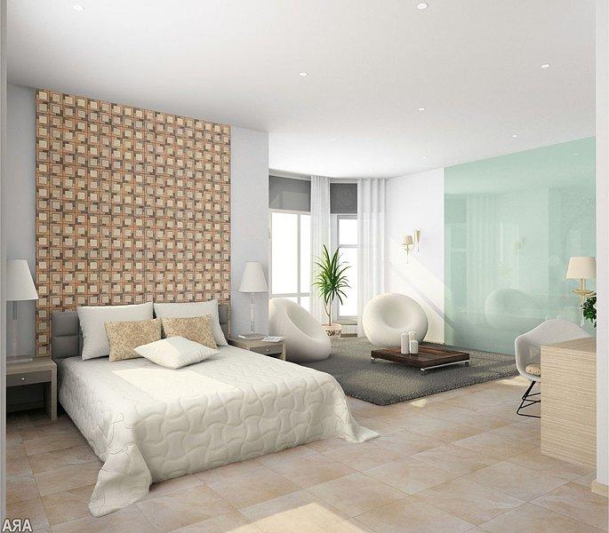 dormitorios matrimoniales modernos decoraci n y ForCeramica Para Cuartos
