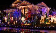 Decoración navideña para fachadas de casa, te enseñamos lo que se usará y las tendencias, no te lo pierdas para estas fiestas 2017