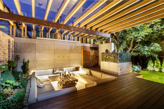 Parte 1: 10 Diseños para darle vida a tu terraza, un espacio de ...
