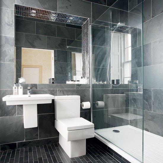 banos modernos para departamentos dise o de ba os modernos en color blanco y gris l neas