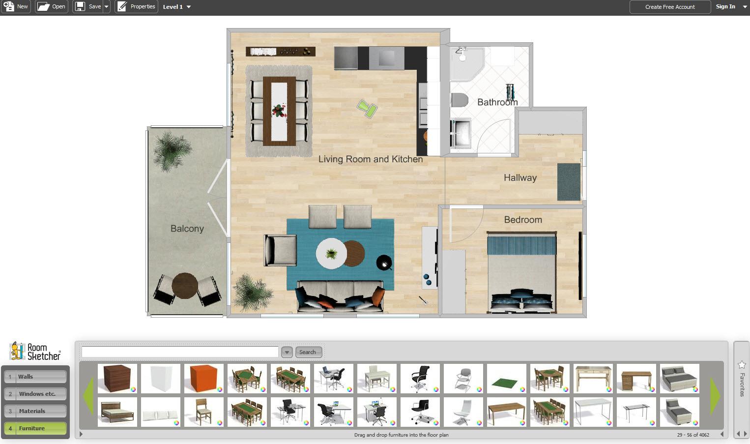 Aplicaciones de dise o de planos de casas y decoraci n de for Diseno de planos