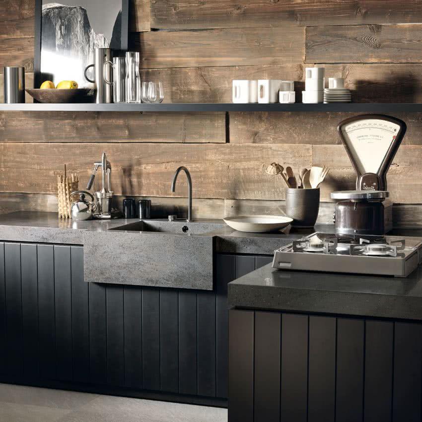 Dise o de cocinas peque as de diferentes estilos cu l se for Estilos de cocinas integrales modernas