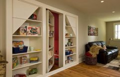 Diseños de habitaciones ocultas, te compartimos ideas para lograr un espacio completamente distinto en tu hogar