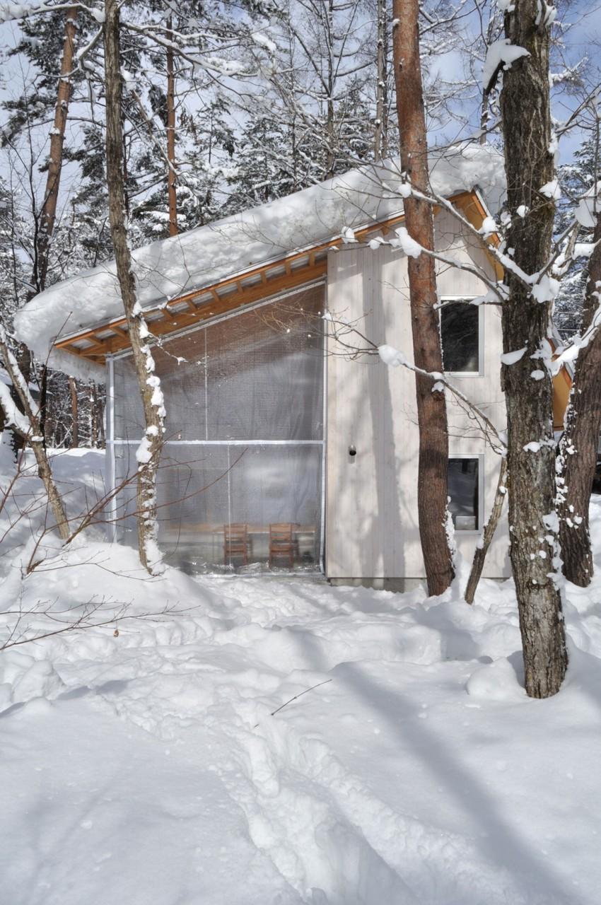 Dise o de casa para climas variados te compartimos la for La casa tiene un techo