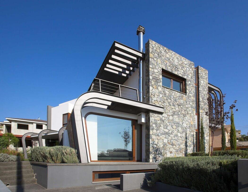 Diseño de casa moderna de dos plantas, disfruta de una divertida ...