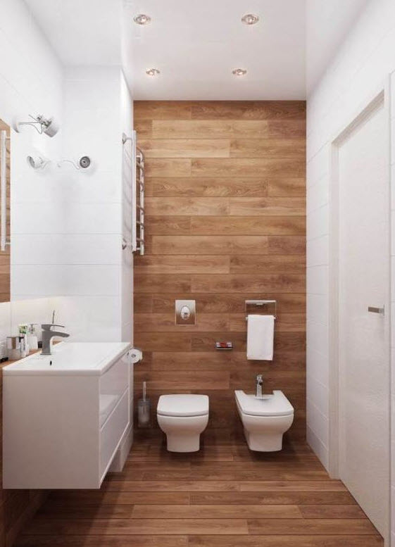 Ideas para cuartos de ba o minimalistas encuentra el que - Banos de contraste ...