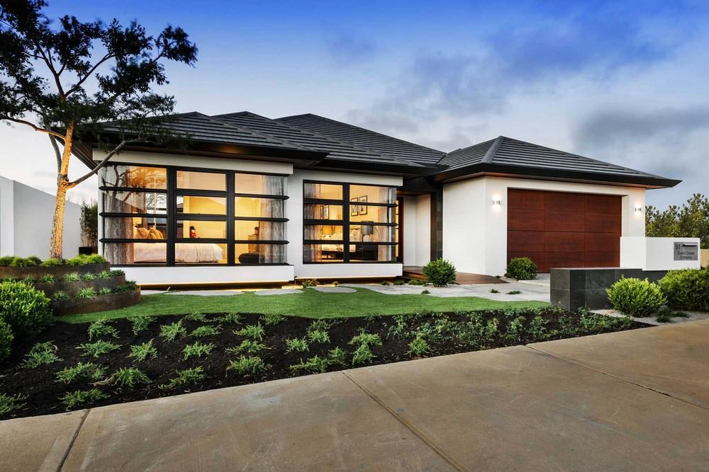 Casa de un piso estilo oriental te compartimos un dise o - Fachadas de casas tradicionales de un piso ...