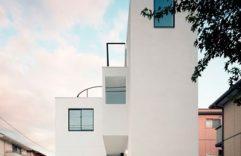 La casa K, un diseño de casa delgada que te ayudará en futuras construcciones o trabajos tanto por su simpleza como por su comodidad