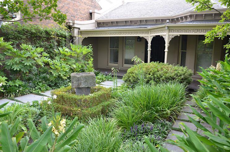Dise o de exteriores te compartimos ideas de terrazas for Diseno jardines exteriores casa