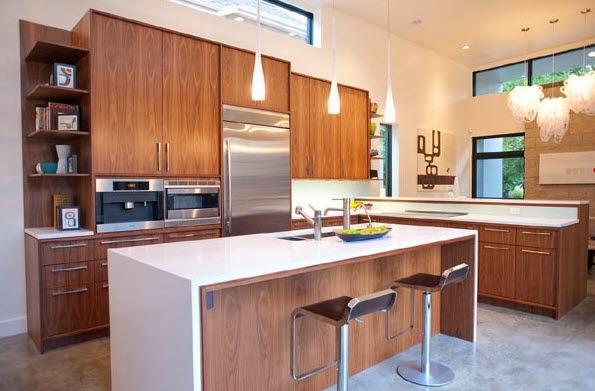 Diseños modernos de islas para cocinas, encuentra el ideal para tu ...