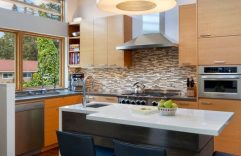 Diseños modernos de islas para cocinas, encuentra el ideal para tu hogar y cambia la visual por completo