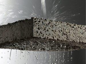 Hormigón permeable, analizamos su rápida absorción de agua y beneficios, un nuevo adelanto en construcción