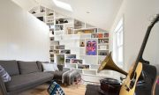 Diseño de un mini departamento que luce amplio en un espacio reducido