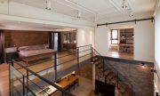 Diseño de un departamento en un almacén, disfrutaremos de una de las mejores distribución de ambientes