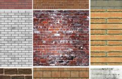 Diferentes tipos de ladrillos para construcción y para acabados, no te pierdas los usos que podrás darle y mucho más