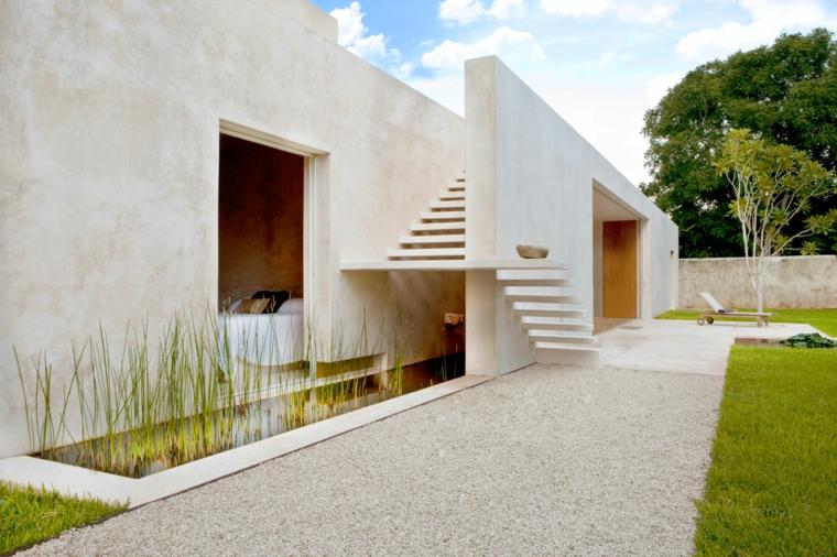Dise os de casas minimalistas de una planta disfruta de for Plantas casas minimalistas