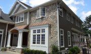 Fachadas de casas de piedra natural – el exterior también cuenta