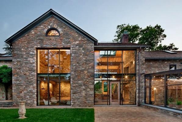 Remodelación de casa de piedra y madera en zona campestre, no te pierdas un cambio de look impresionante, único e inigualable