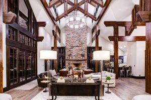 Decoraciones rústicas de interiores de casas, ejemplares que te ayudarán y te darán muchas ideas para implementar
