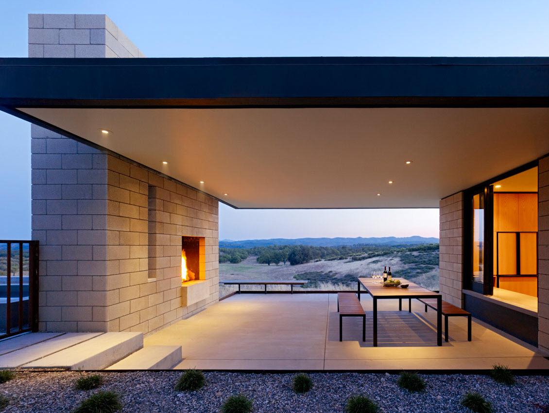 Fachadas de Casas: Con Planos   Mundo Fachadas