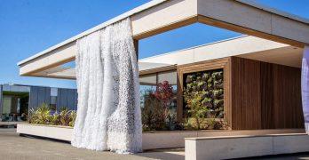 Diseño de casa pasiva que funciona 100% con energía solar, te compartimos su diseño interior simple y planos