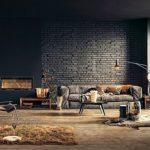 Colores para interiores, la aplicación del negro en diferentes ambientes y estilos, y sus usos correctos dentro de casa