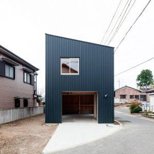 Fachadas de casas de piedra natural el exterior tambi n for Casa minimalista economica